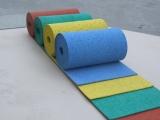 Рулонные напольные покрытия из резиновой крошки