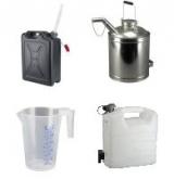 Мерные емкости, емкости для хранения и канистры