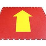 Комбинированное напольное покрытие
