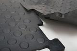 Модульные напольные покрытия из резины